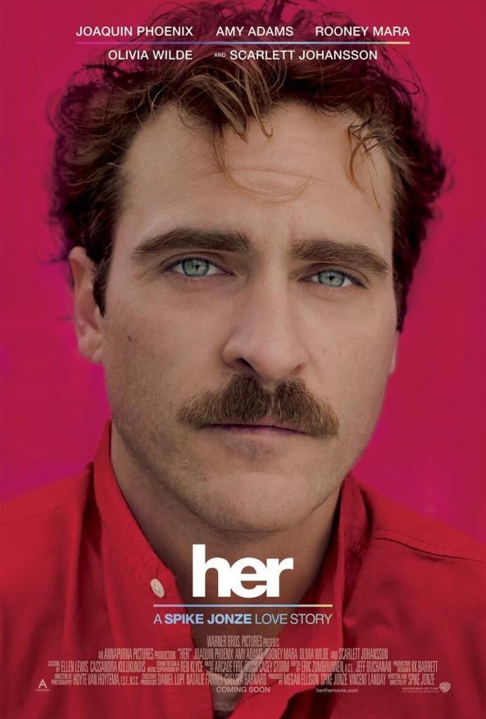 Póster de la película HER